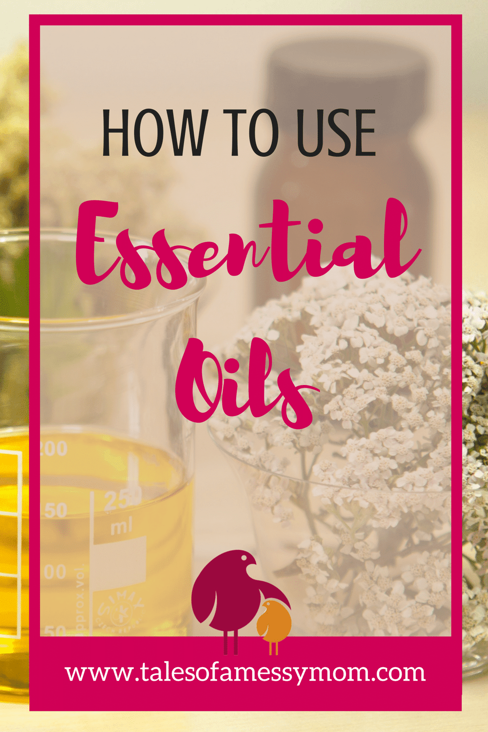Essential oils are powerful tools, but getting started in essential oils can be overwhelming. Here is a basic introduction on how to use essential oils safely and effectively. http://www.talesofamessymom.com
